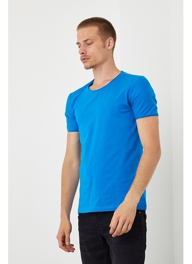 Densmood Tişört Mavi